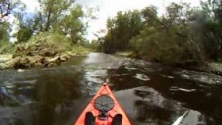 Kayak Fishing The Severn River - The Descent....