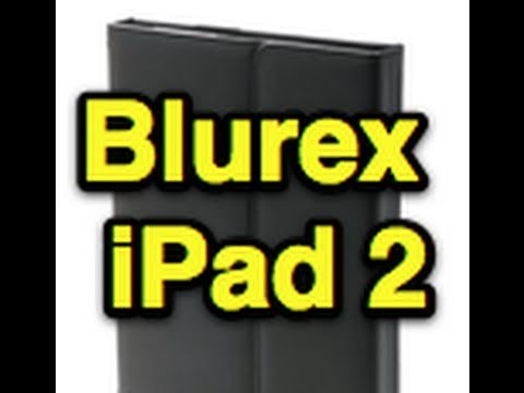 Blurex Cases for the iPad 2