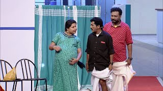 Thakarppan Comedy l Husbands are waiting out of the Labour room! l Mazhavil Manorama