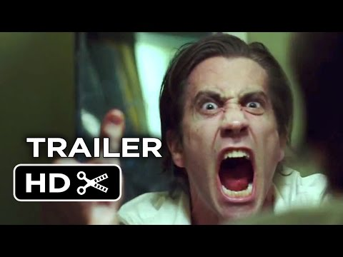 TIFF (2014) - Nightcrawler Trailer - Jake Gyllenhaal Drama HD