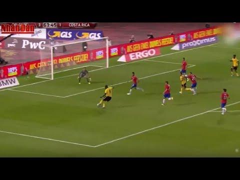 Tin Thể Thao 24h Hôm Nay (21h - 12/6): Lukaku Tỏa Sáng Giúp ĐT Bỉ Hạ Đẹp Costa Rica | tin the thao 24h hom nay
