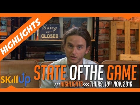 The Division | State of the Game Highlights (18th Nov) Feat. Survival Release Date