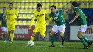 Resumen: Villarreal C 1-0 Novelda