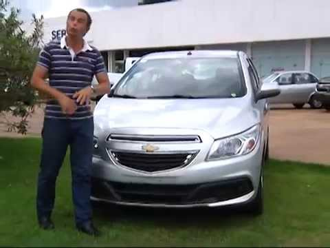Chevrolet Onix - Test Drive do Programa Carros e Marcas TV
