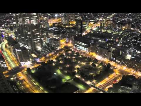 City Lights - Sphinx [Tokyo City at Night Time Lapse] - Drum and Bass - Garageband Guild