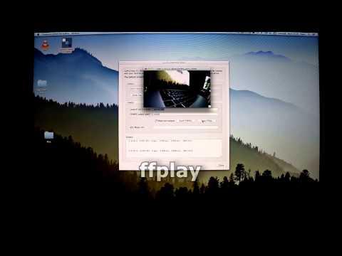 GoPro Hero 4 Live Streaming using VLC Player (MacOS)