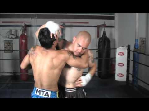 Muay thai defence and clinch part 4 Image 1