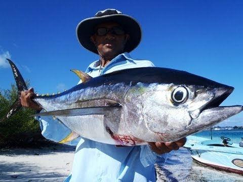 Best Sports Fishing - Addu Atoll Maldives