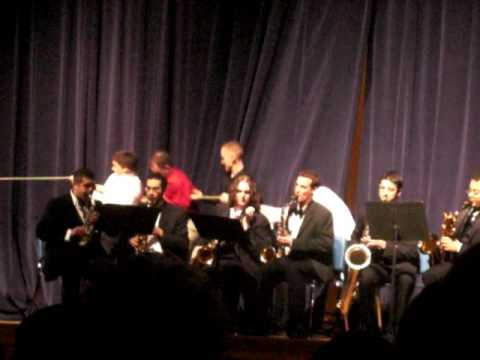 FSU Prism Concert- Saxophones