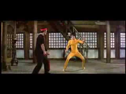 Bruce Lee vs Dan Innosanto Deleted Scenes