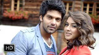 Hansika worried about image after close song with Arya