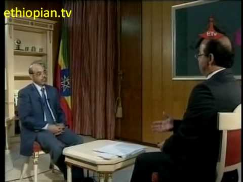 PM Meles Zenawi Interview with Egyptian TV on Nile Sharing - Part 4 of 4