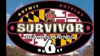 Survivor Maryland New Beginnings Episode 6 34 Weak Get Eaten Strong Get Blindsided 34