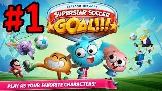 download lagu Cartoon Network Superstar Soccer: Goal By Cartoon Network Gameplay/walkthrough gratis