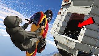 ขับข้ามโลกมาโครตไกล! สุดท้ายโดนหลอก!! (GTA 5 Online)