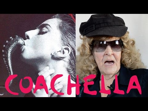 Grandma Reacts To Lady Gaga At Coachella And The Cure