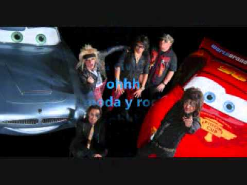 Cars 2 - Moderatto - Autos, Moda y Rock and Roll - YouTube