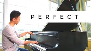 Download Lagu Ed Sheeran - Perfect (Piano Cover) - YoungMin You Gratis STAFABAND