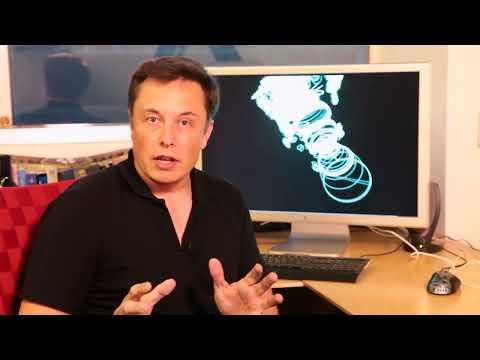 Elon Musk Reveals 'Iron Man' Tech for Rocket Design | Video