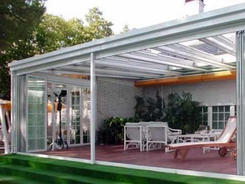 Aluminio puertas youtube for Puertas corredizas
