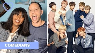 Download Lagu BTS EXPECTATION VS REALITY #1 REACTION (BTS REACTION) Gratis STAFABAND
