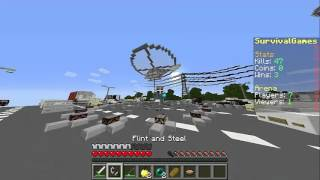 Minecraft : Survival Games #005: Yeni Mouse !