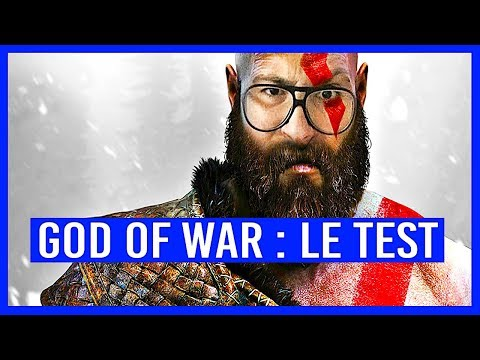 TEST GOD OF WAR, bouleversant ou déroutant ? (SANS SPOILER) I PS4 Pro thumbnail