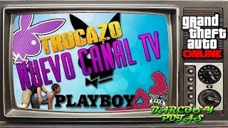 Cómo conseguir CANAL PLAYBOY +18 en TV GTA V Online