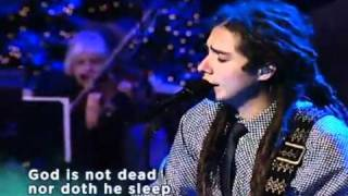 Jason Castro Peace on Earth Goodwill to Men