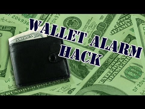 Wallet Pickpocket Wallet Hack Stops Pickpockets
