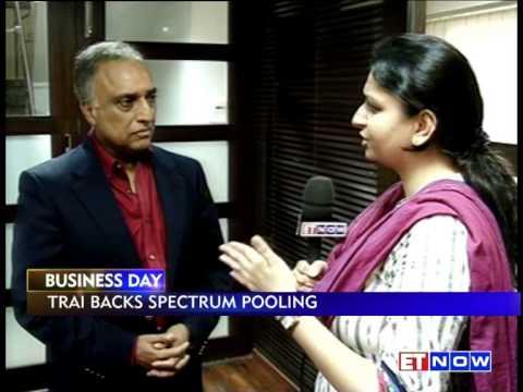 TRAI Backs Spectrum Pooling, Big Boost For Telecom Companies