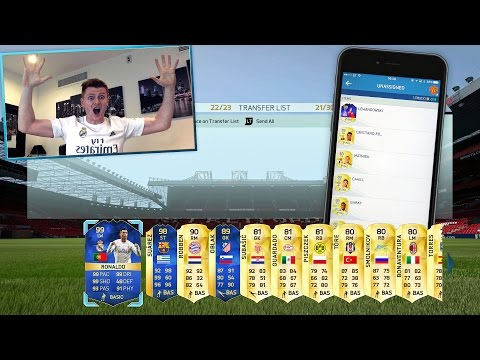 CUMBIA ACTUAL - OMFG THE BEST RONALDO PACK EVER!!! | FIFA 16 TOTS LA LIGA PACK OPENING!!!