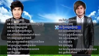 khem 2015 vs Chhay virakyuth 2015  khmer song 2015 (Part1)