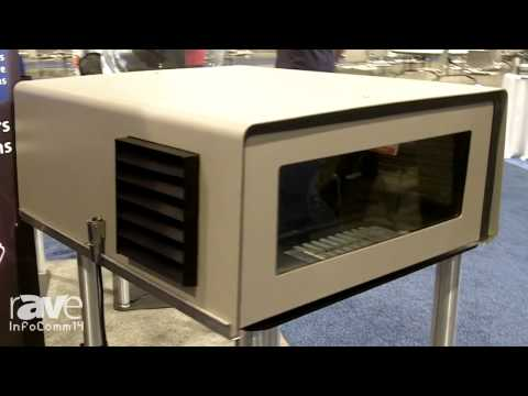 InfoComm 2014: Tempest Specifies the Blizzard Projector Enclosure