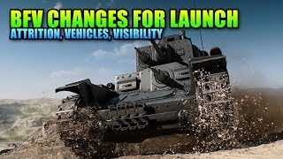 Battlefield 5 Changing Attrition, Vehicles & Visibility For Launch - Dev Talk 2