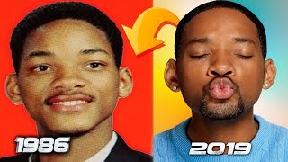 Will Smith 🕶️➬ Time Line Evolution 1986 - 2019 ⭐⌛🔸 🌐🌎🕛⏳🕶️💛😎🙌💟👑🚀💮⌛