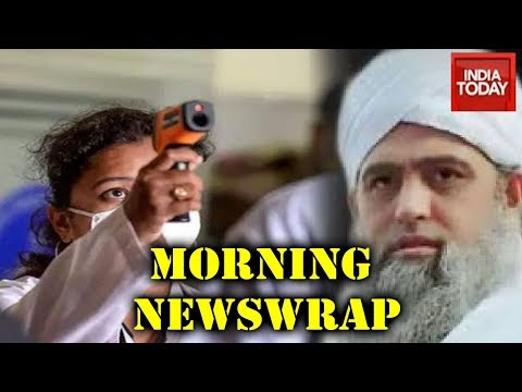 Download  Morning Newswrap: Covis19 Updates From All Over India | Delhi Police Intensifies Hunt For Chief Saad Gratis, download lagu terbaru