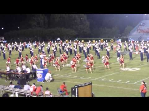Itawamba community college All-American marching b