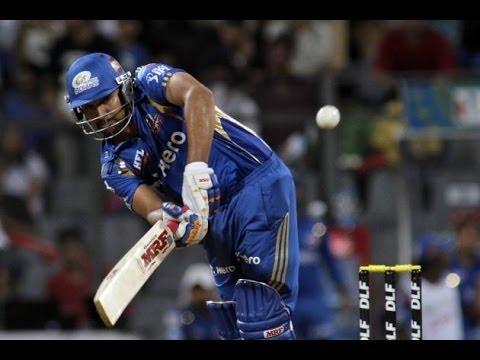 IPL 2014 - KXIP vs MI Kings XI Punjab vs Mumbai Indians one innings 48 Match 21 may 2014 highlights