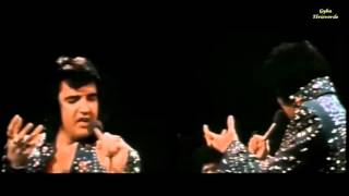 Elvis Presley - Bridge Over Toubled Water (1972) [HQ Video]