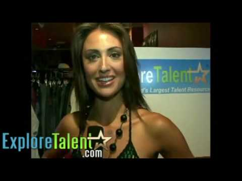 Americas Next Top Model Katie Cleary Deal Or No Deal #11 Model