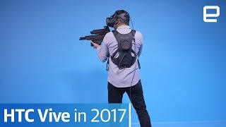 HTC Vive in 2017: Hands-On