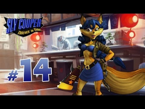 Sly Cooper: Thieves in Time - Part 14 - Blind Date with Carmelita