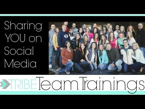 TRIBE Team Call: Sharing YOU on Social Media w/ Nicole Ludwig