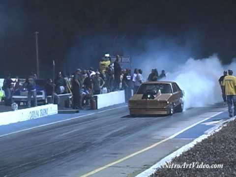 Mike The Hitman Hill Knockout Dragout Grudge Nov 3 and 4 2012 Carolina Dragway