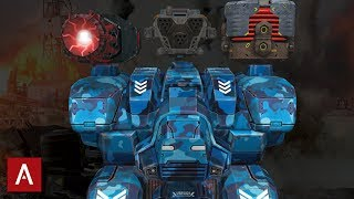 War Robots Funny Moments - GOOFY FURY BUILDS | Funny Builds Friday Ep.27