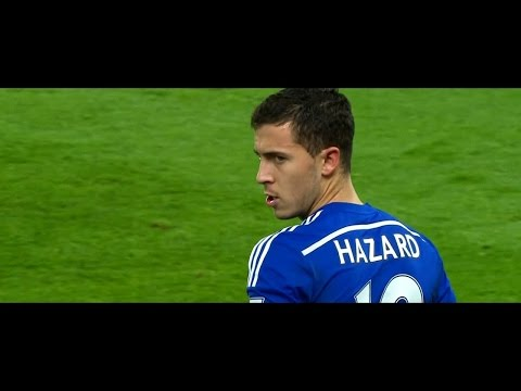Eden Hazard vs Tottenham (Home) 14-15 HD 720p EdenHazard10i