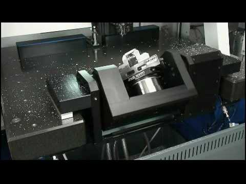 DATRON 5 Axis CNC Machining Center
