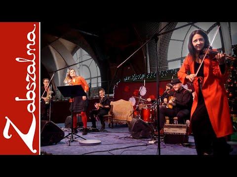 Zabszalma: Mikulásváró (élő koncertfelvétel 2019. 12. 05 Tiszafüred)