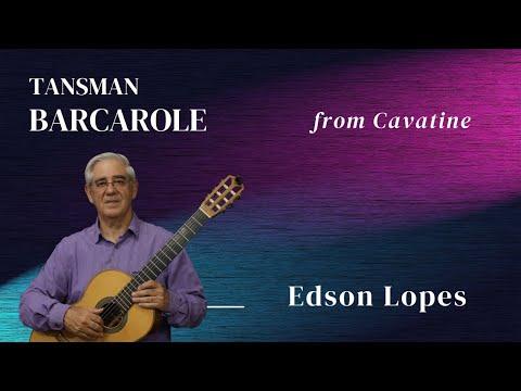 Aleksander Tansman - Cavatina Iv Barcarola